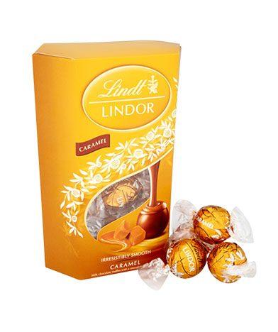LINDT Lindor caramel