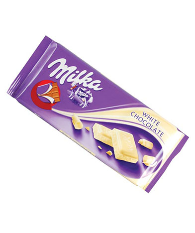 Milka White Chocolate